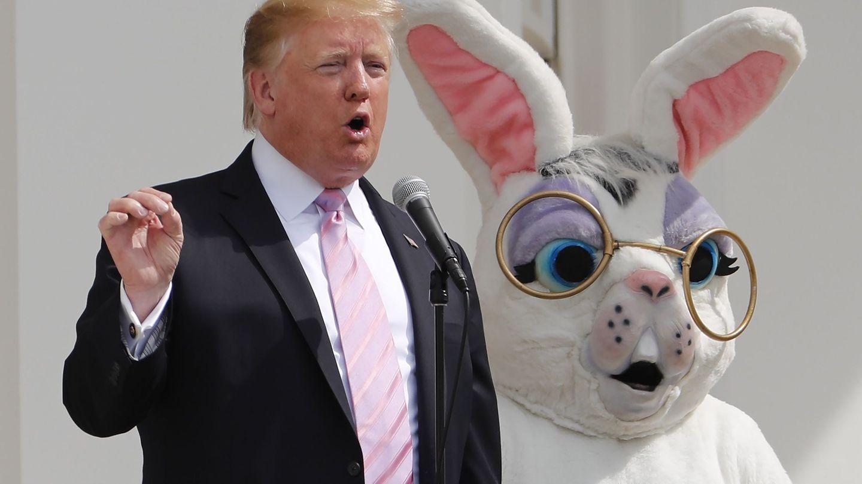 Donald Trump en una imagen reciente. (EFE)