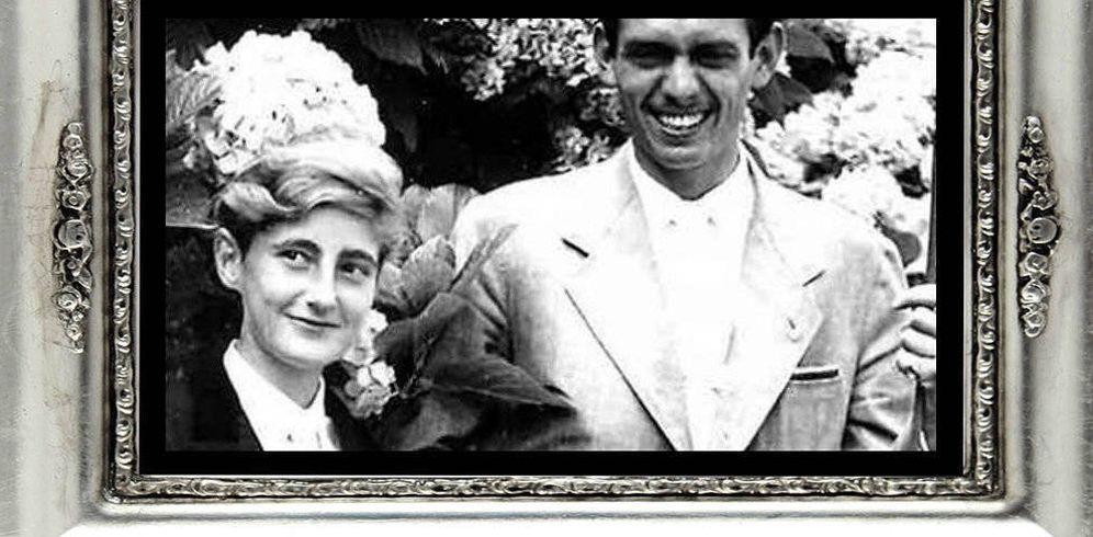 Foto: La duquesa roja y su marido en un fotomontaje de Vanitatis.
