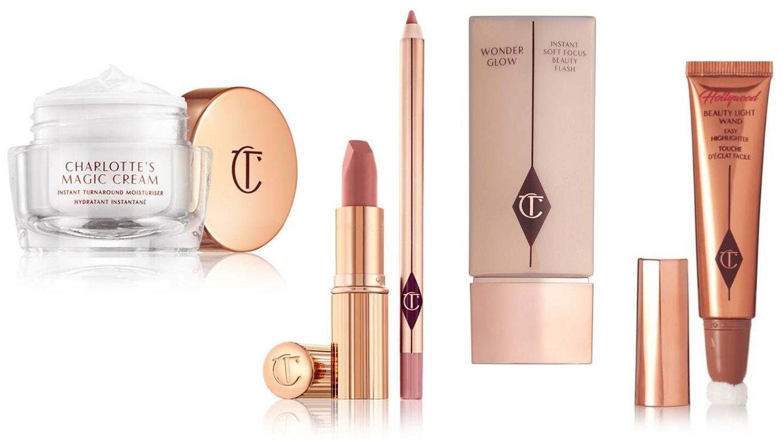 Algunos de los productos más famosos de Charlotte Tilbury.