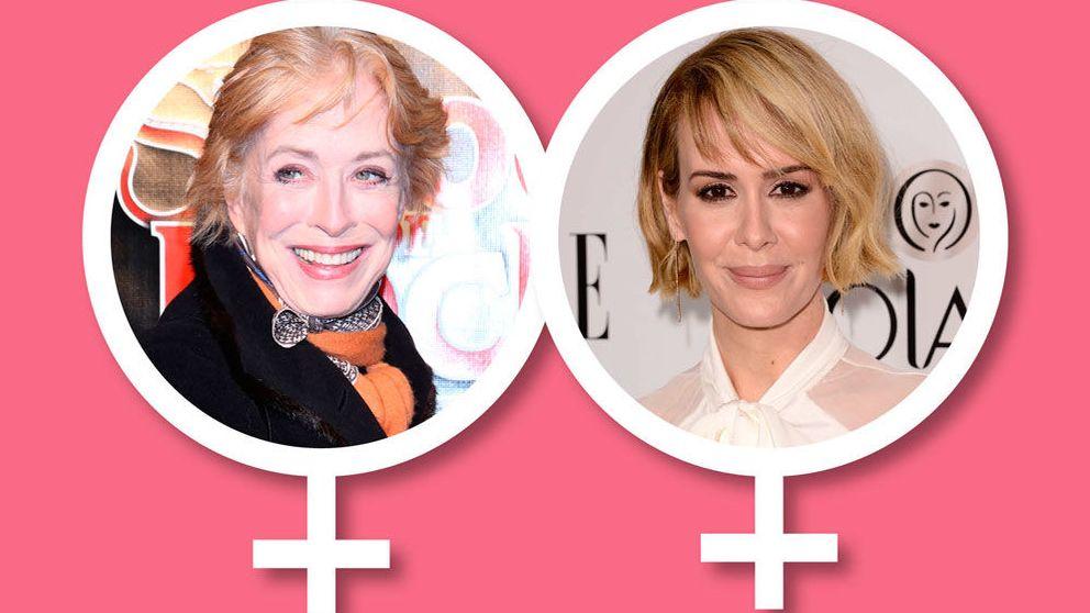 Sarah Paulson y Holland Taylor: el romance lésbico que agita Hollywood