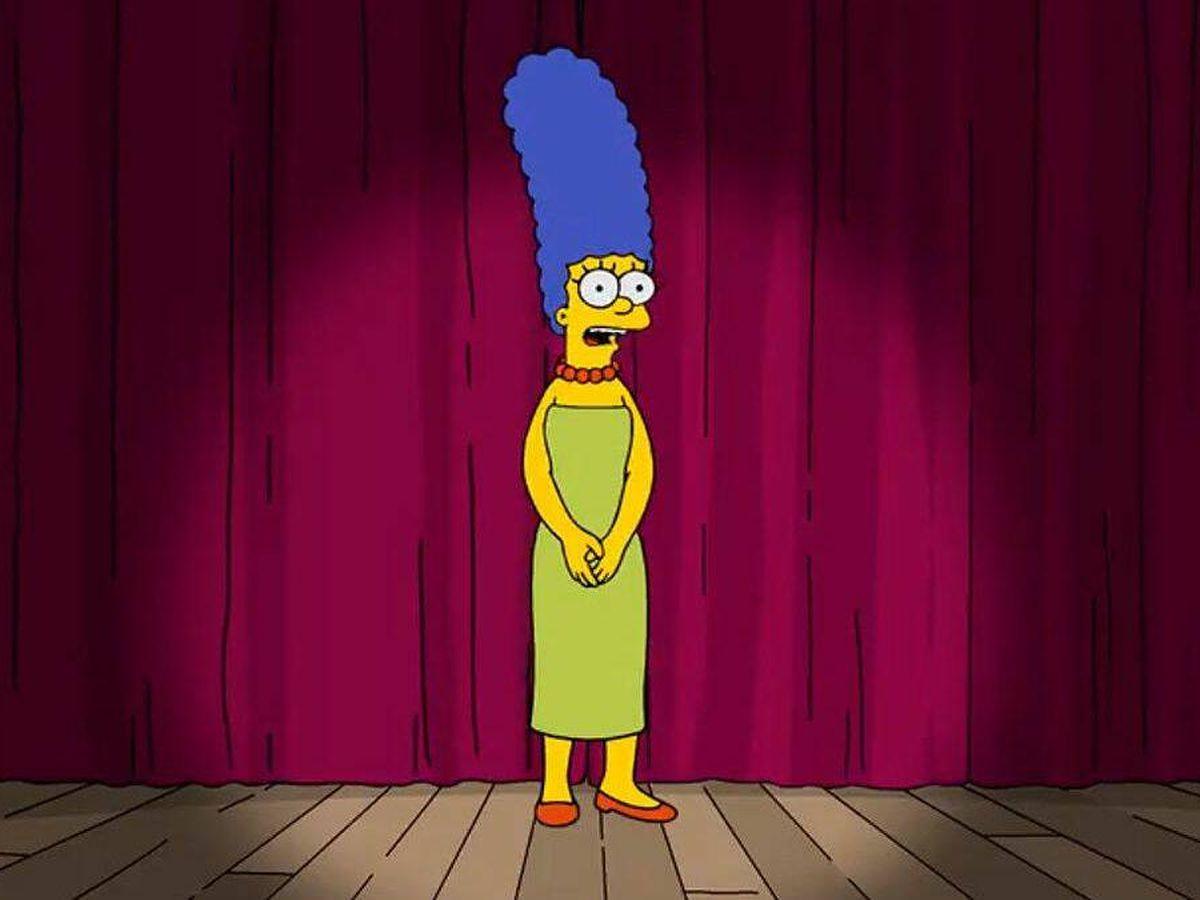 Foto: Imagen de 'Los Simpson'. (Disney)