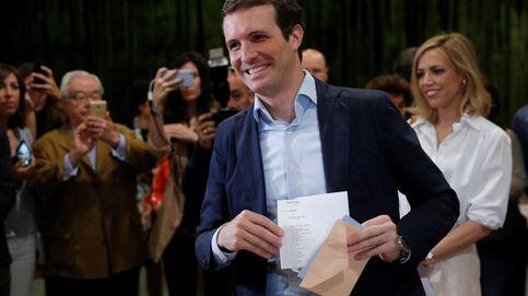 Casado salva los muebles con el éxito en Madrid pese al descenso general