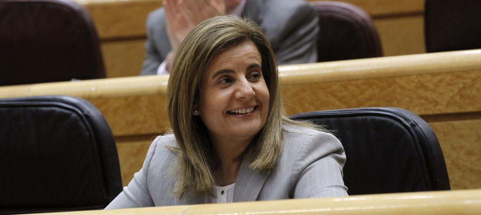 Foto: La ministra Fátima Báñez (Efe)