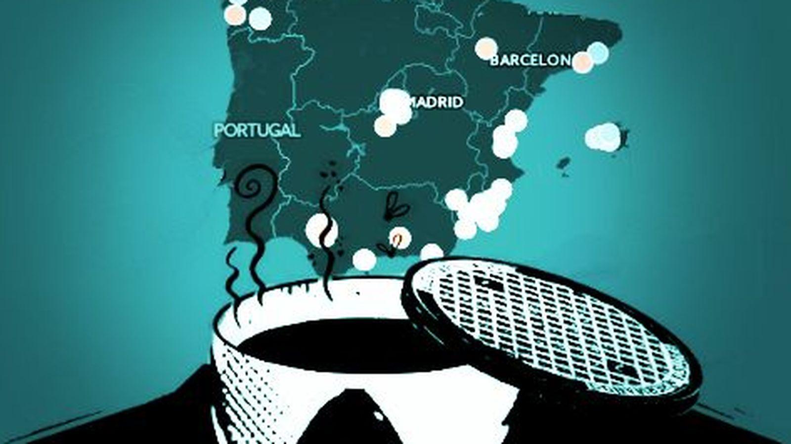 Operaci n taula as se reparten los principales casos de corrupci n pol tica en espa a - Casos de corrupcion en espana actuales ...