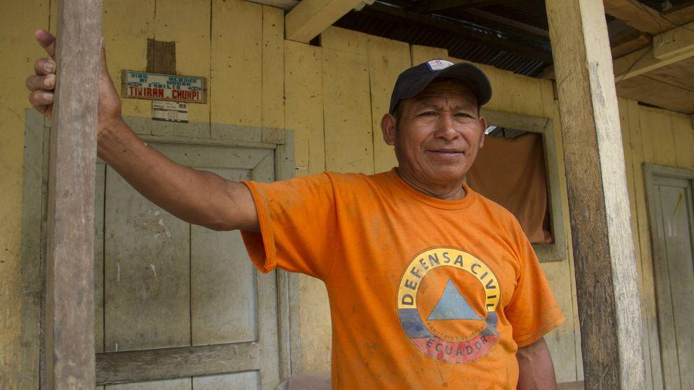 Los indígenas de Ecuador que votarán a la derecha