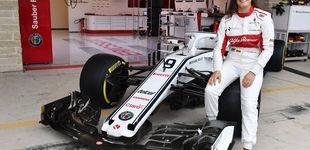 Post de La vuelta de María de Villota a la Fórmula 1 en la cabeza de Tatiana Calderón