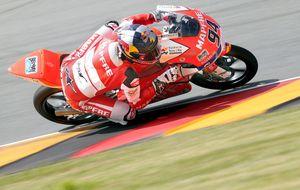 Los españoles de Moto3 fueron sorprendidos por Folger