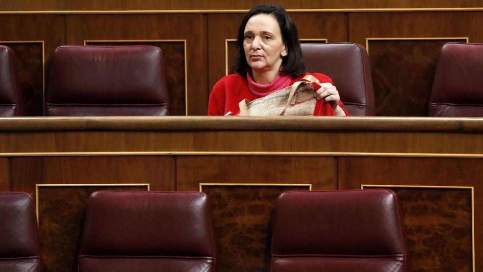 """Bescansa defiende una Constitución que """"no gustará a nacionalistas""""... ni a Iglesias"""
