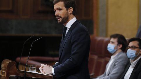 Casado avisa a Sánchez: Lo que queda de legislatura será un suplicio para usted