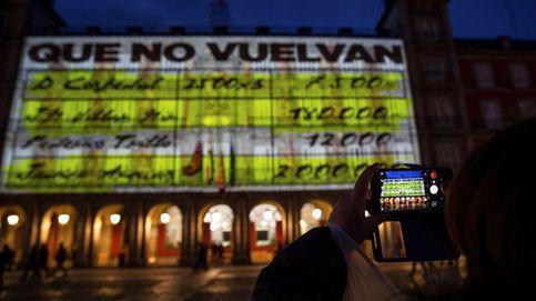 Los papeles de Bárcenas en la plaza Mayor 'costarán' entre 3.000 y 60.000 euros