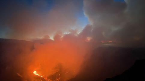 El volcán Kilauea vuelve a entrar en erupción