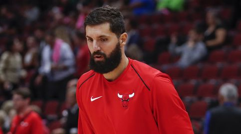 Un puñetazo, el último revés de la carrera de Nikola Mirotic en la NBA