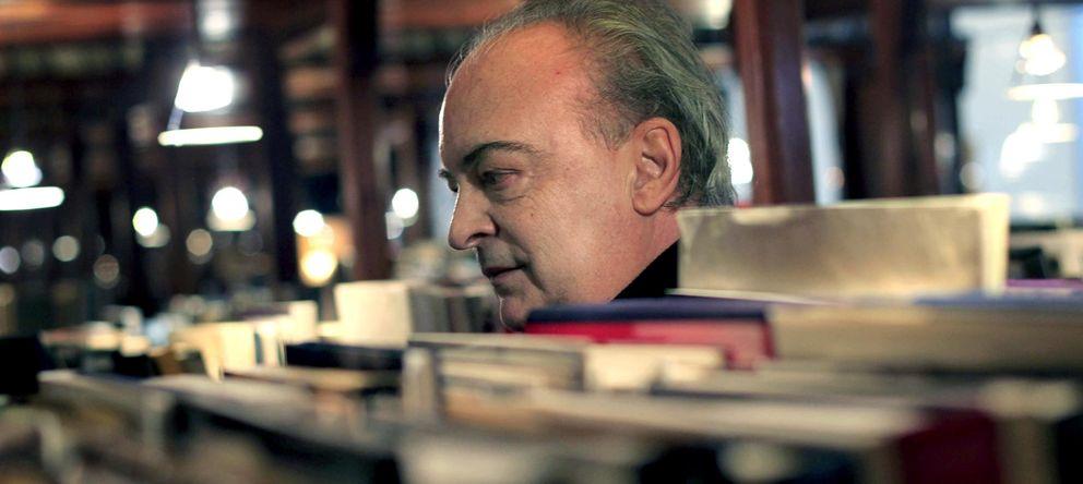 Foto: Enrique vila-matas presenta su novela kassel no invita a la lógica
