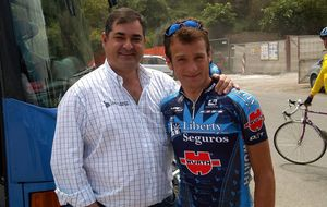 El ciclismo vasco le da una segunda oportunidad a Manolo Saiz