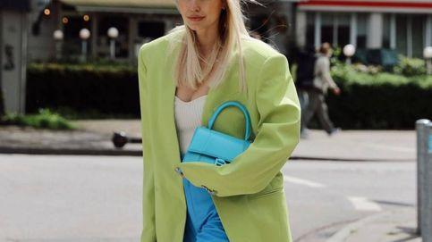 Verde y azul, el dúo explosivo de color que adoran las expertas y en breve tú también