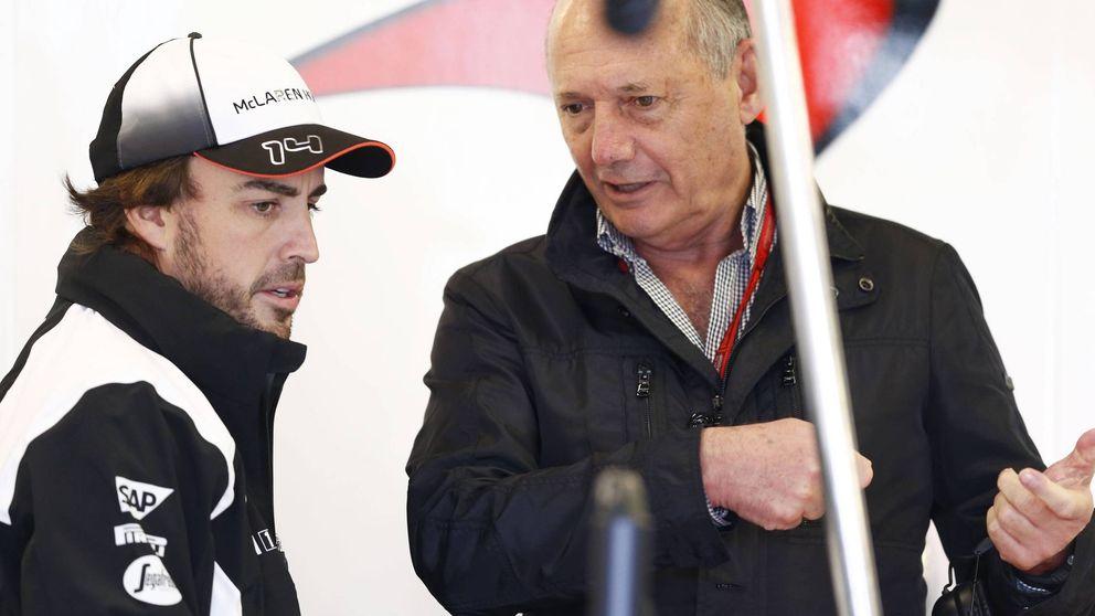 ¿Por qué  Dennis evitará a toda costa que Alonso deje McLaren en 2018?