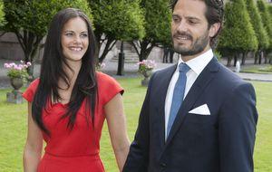 Sofía Hellqvist, de stripper a prometida del príncipe Carlos Felipe