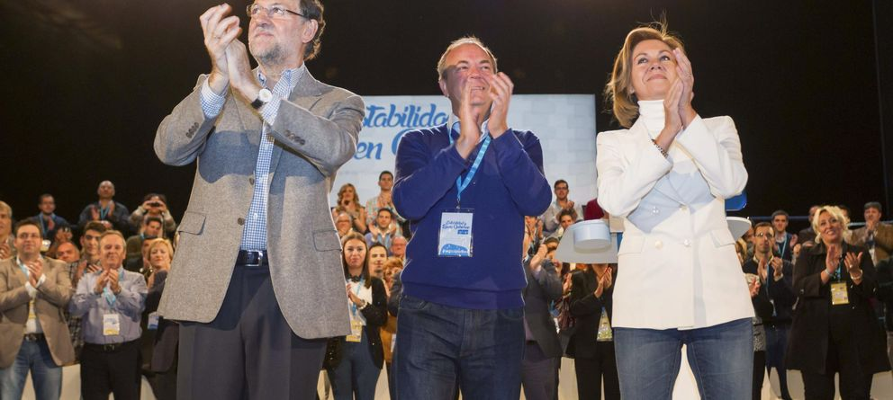 Foto: El PP arropa a Monago