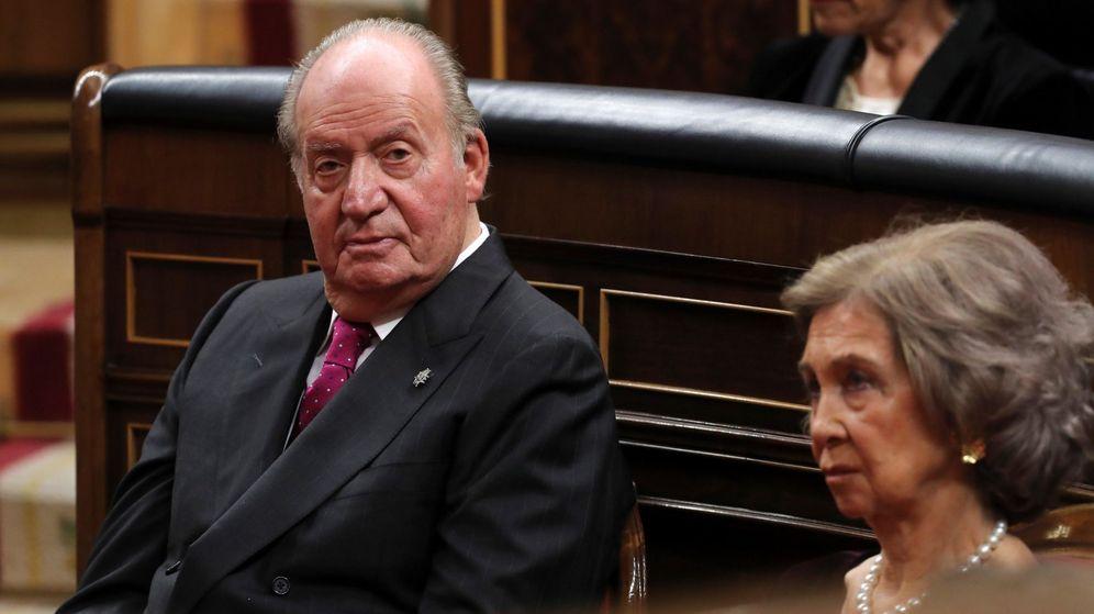 Foto: Fotografía de archivo del Rey Juan Carlos. (EFE)