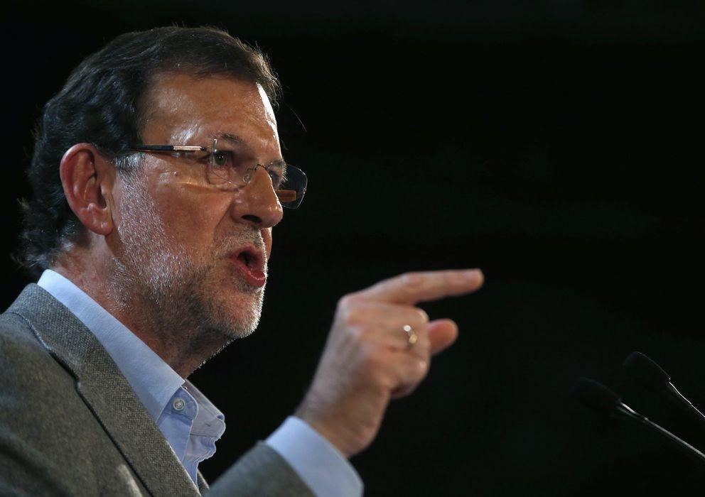 Foto: Mariano Rajoy, presidente de España (Reuters)