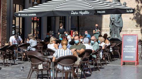 TSJA deja sin efecto la reducción de aforos en la hostelería en Zaragoza