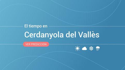 El tiempo en Cerdanyola del Vallès: previsión meteorológica de hoy, domingo 20 de octubre
