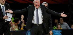 Post de La 'rajada' de Zeljko Obradovic contra la NBA por no fichar a entrenadores europeos