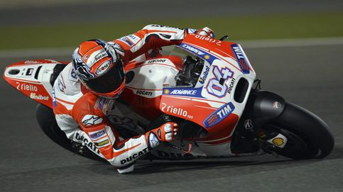 Dovizioso le gana la partida a Márquez y saldrá primero en Qatar