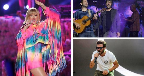 Taylor Swift, Estopa, Taburete... como ver (e ir a los conciertos del Amazon Prime Day
