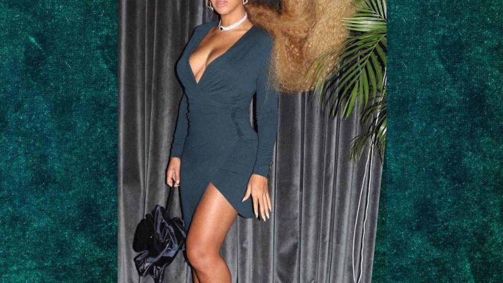 Beyoncé roba protagonismo a la novia en la boda de Serena Williams