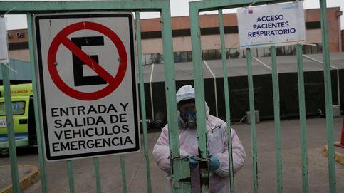 La economía chilena se desploma un 14,1% en abril