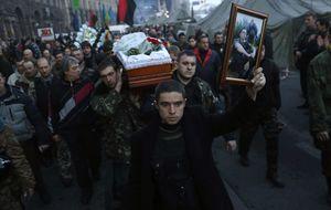 La amarga victoria de los revolucionarios de Ucrania