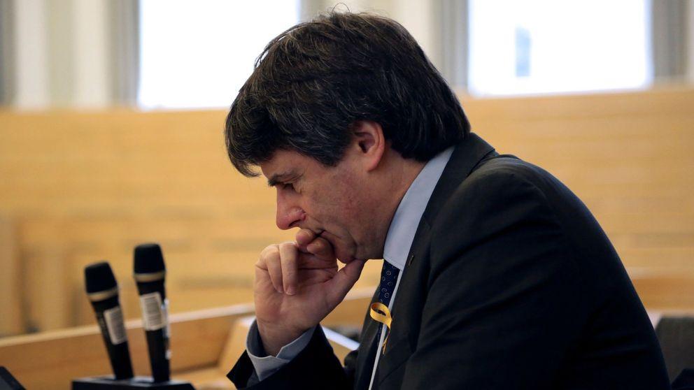 Puigdemont delega su voto por primera vez para impedir que Torrent comparezca