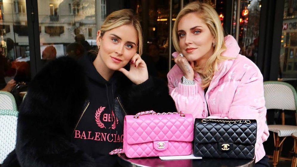 Foto: Pink & Black, este es uno de los outfits a dúo de las influencers. (Instagram)