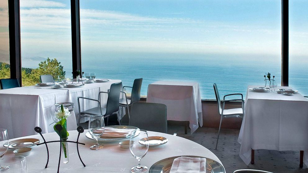 ¿Ganas de mar? Cuatro restaurantes (con estrella) para comer con vistas