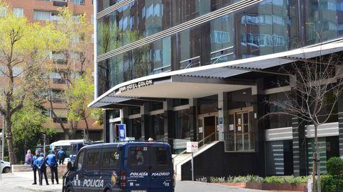 """Primer hotel medicalizado de Madrid: """"Nos traen el coronavirus al barrio"""""""