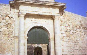 Foto: El Lazareto de Mahón de Menorca