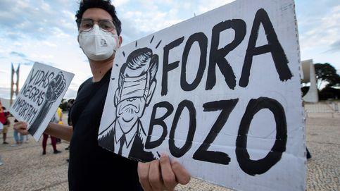 Rally Andalucía 2021 y manifestación contra Bolsonaro: el día en fotos