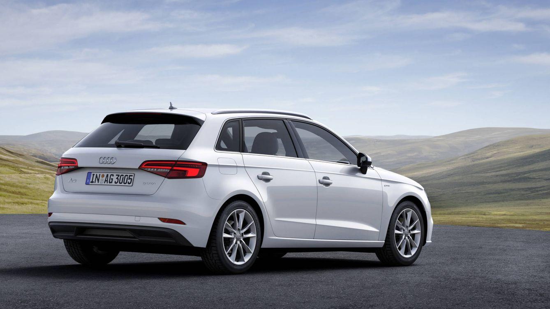 Los nuevos Audi g-tron (gas) con los que recorres 100 km por 3,7 euros