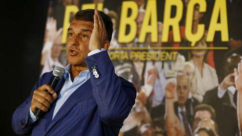Joan Laporta se presentará a las elecciones del Barça
