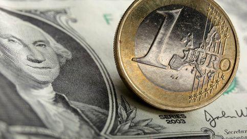 El euro, en rojo, tras un cuarto mes de caída en la confianza inversora alemana