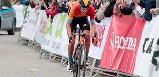 Post de El debut sin premio de Mikel Landa en la Vuelta a Andalucía tras su reciente atropello