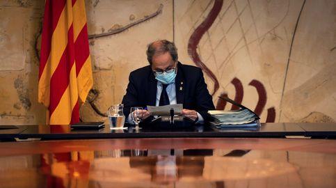 ERC pone en un aprieto a Torra al pedirle medidas contra la corrupción