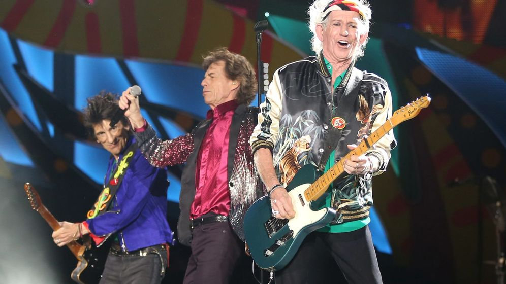 Foto: The Rolling Stones conquistan en Cuba la última frontera del rock