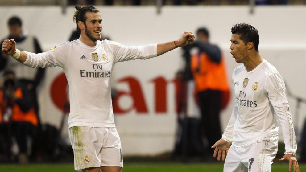 Bale, el hombre de los 100 millones que en 2015 ha marcado en siete partidos
