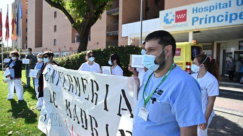 Los médicos de toda España están llamados a su primera huelga en 25 años