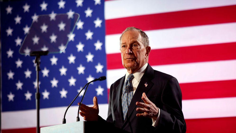 Foto: Michael Bloomberg. (Reuters)