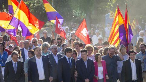 Enésima revuelta de los soberanistas contra el Estado: Basta de represión. ¡Ganaremos!