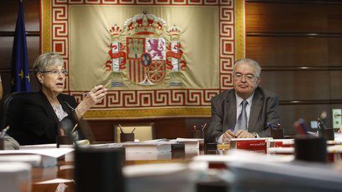 La vicepresidenta del Constitucional propone admitir a trámite el recurso contra el 155