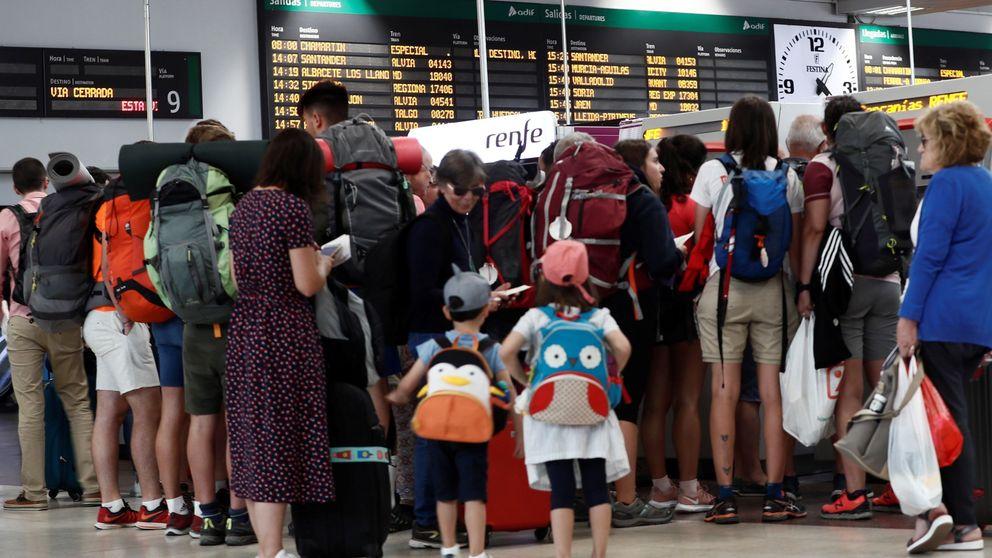 Huelga de Renfe: comprueba si tu tren está cancelado con este buscador